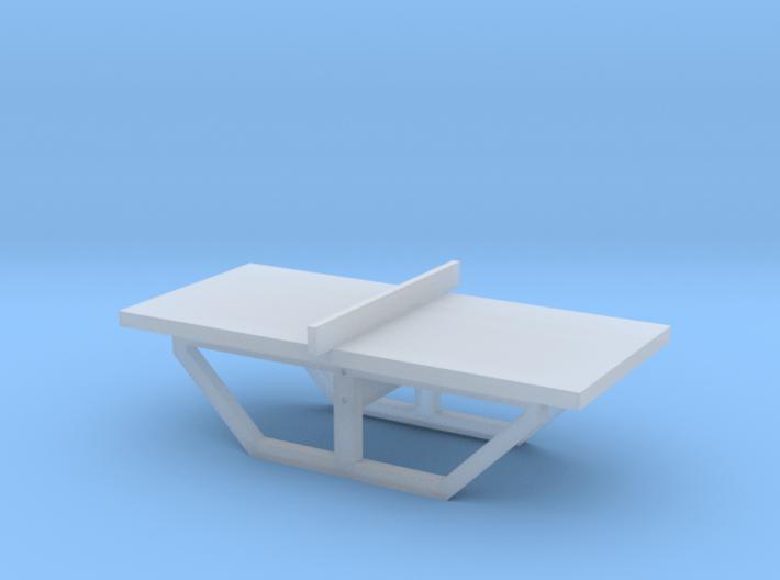 TJ-H01144 - Table de Ping-Pong en beton 3d printed