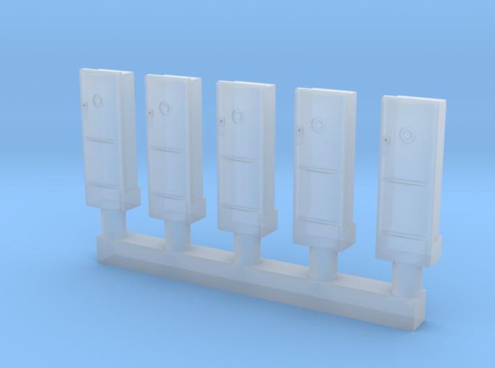 TJ-H01189 - Bornes EDF 3d printed