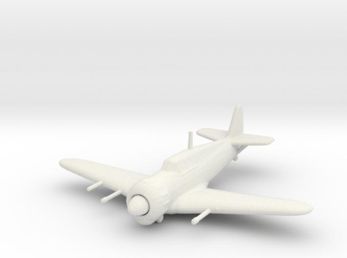 Bloch MB.152 3d printed