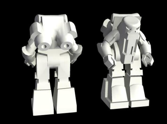 Spacetrooper 5x 3d printed Description