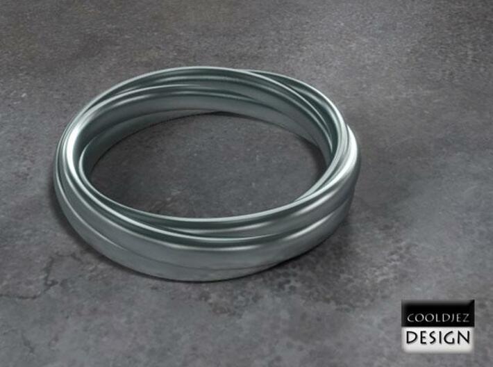 Ring - Wound 19.3mm 3d printed Render