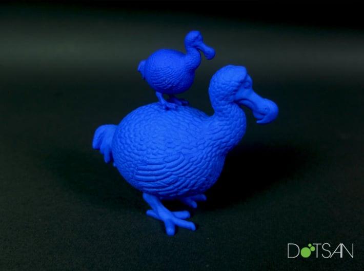 Dodo 80mm 3d printed