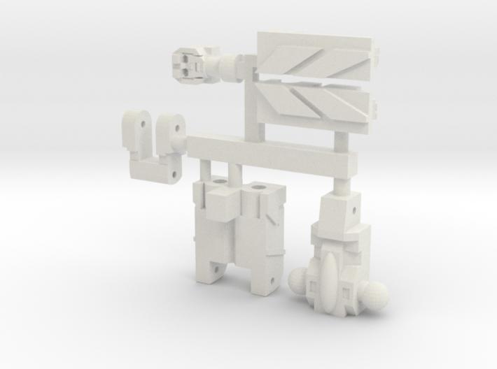 Master Seeker Mini 3d printed