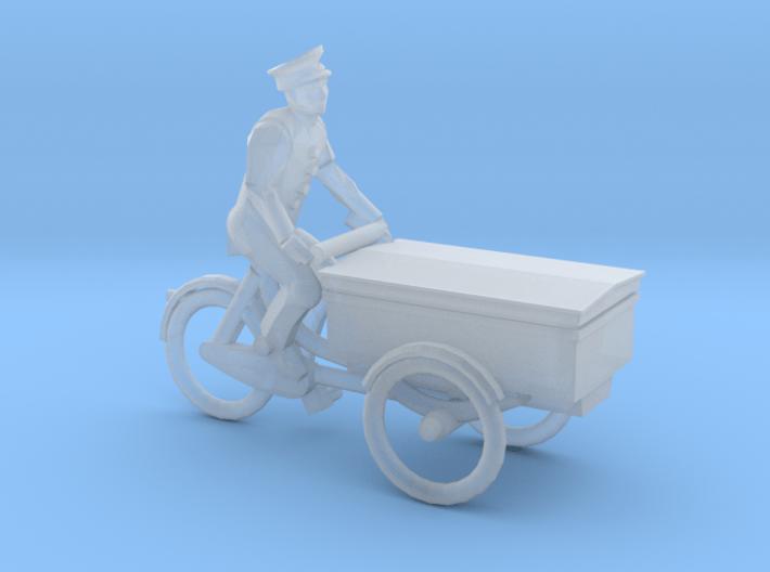 Bread tricycle (TT 1:120) 3d printed