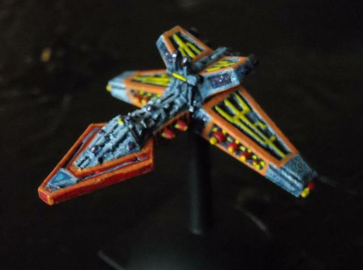 VA201 Bloody Moon Light Cruiser 3d printed Painted model