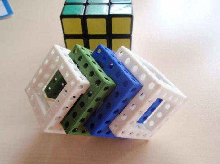 More Maze N-Cube 3d printed 11