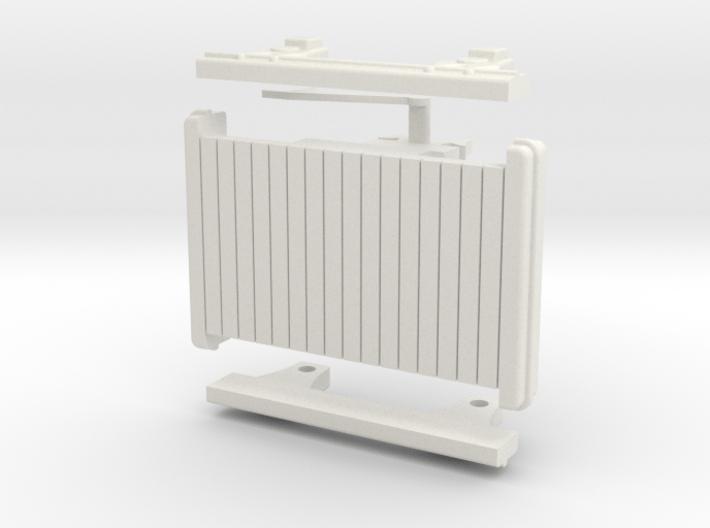 Slate Wagon 3d printed