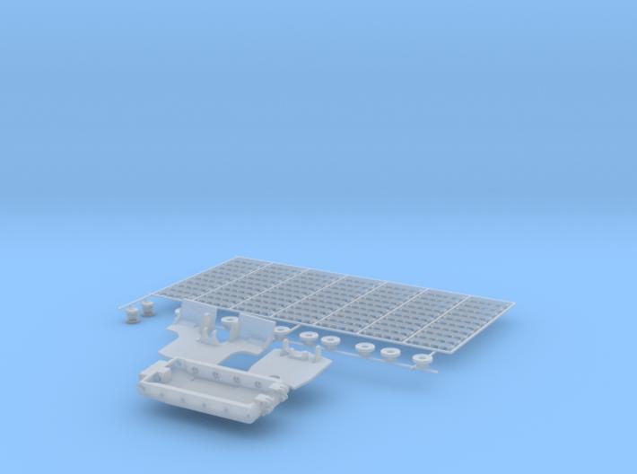 Komplettes Fahrwerk PB600 3d printed