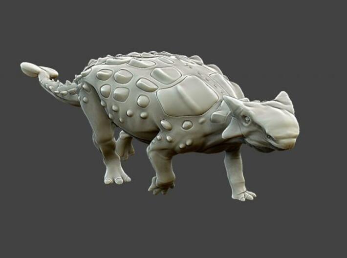Ankylosaurus Krentz 3d printed Description