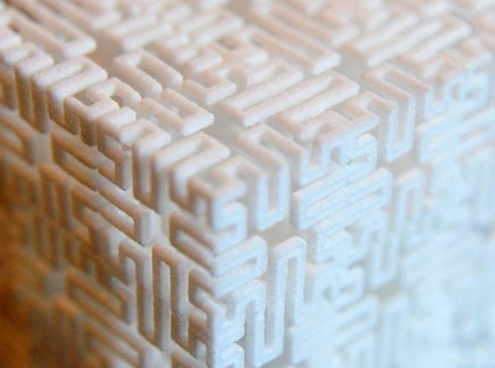 Tom''s Springy Little Box 3d printed Close-up