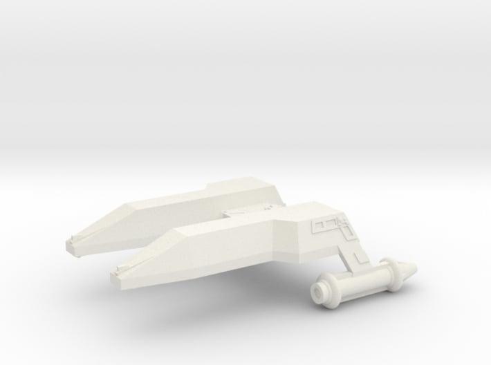 3125 Scale LDR Destroyer (DD) CVN 3d printed