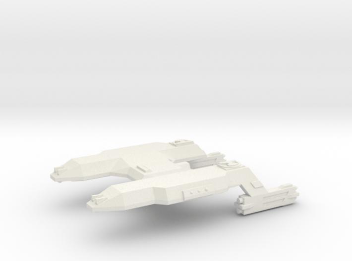 3125 Scale LDR Heavy Cruiser (CA) CVN 3d printed
