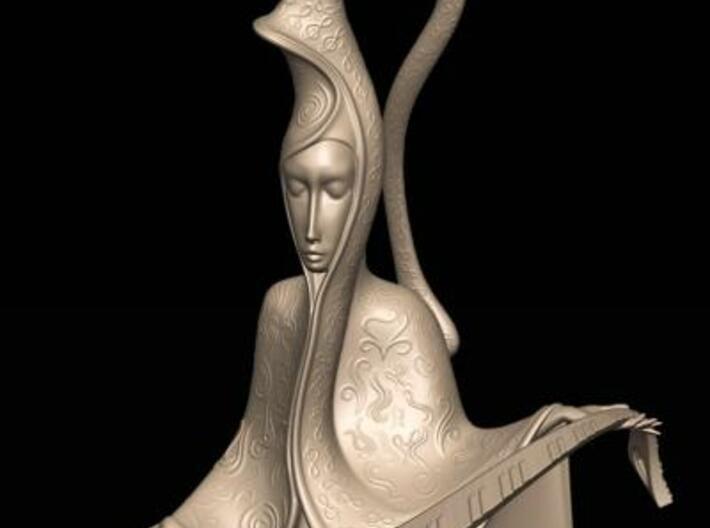 Harmony Sculpture 3d printed Harmonie, Fine Sculpture