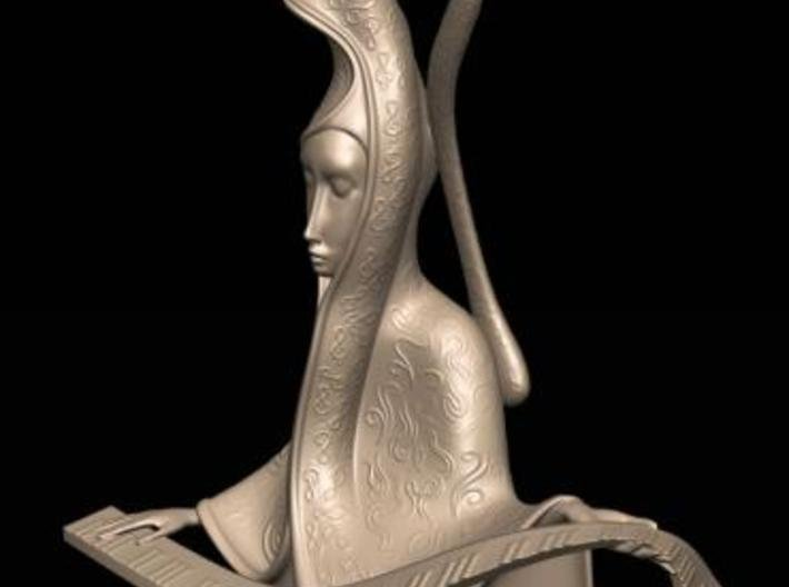 Harmony Sculpture 3d printed Harmony Sculpture View One