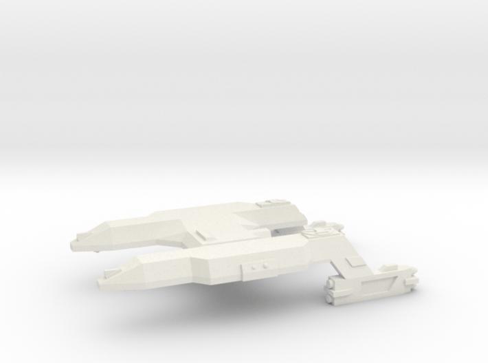 3125 Scale LDR Light Cruiser (CL) CVN 3d printed