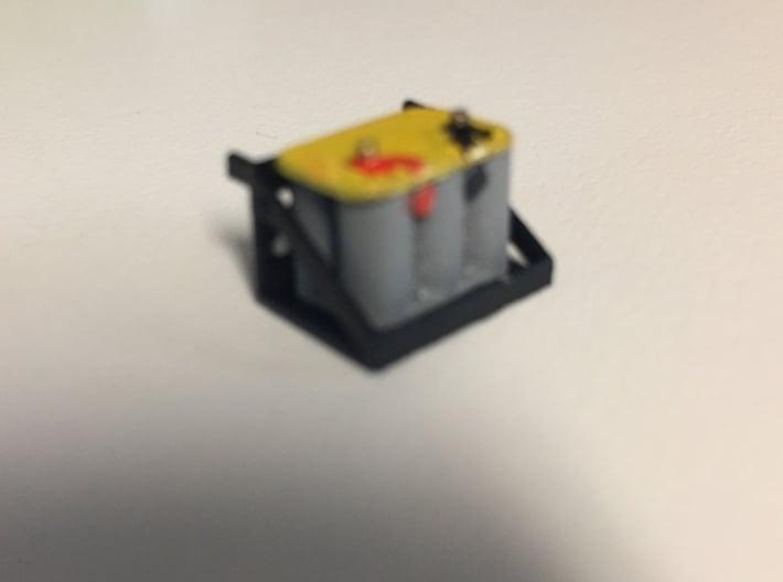 1 24 Optima Battery & Box 2 pk 3d printed