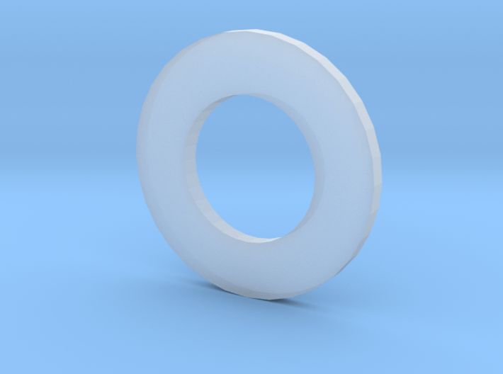Coin Adapters 21mm to 39mm 3d printed