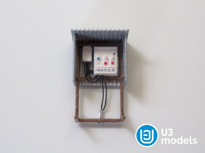 1:50 Baustromverteiler / Electric box / Cuadro elé 3d printed