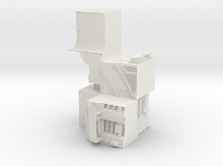 """BK-12: """"As Built - As Lived"""" by NEMESTUDIO 3d printed"""