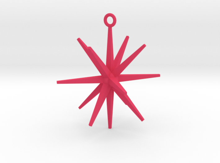 SputnicB 3d printed