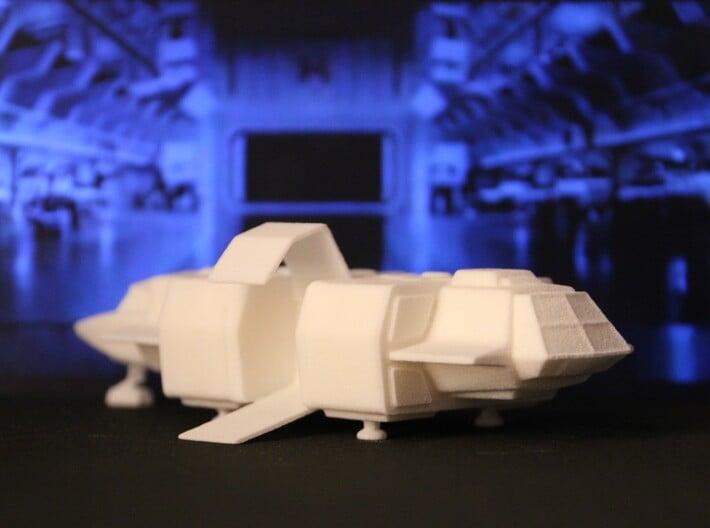 Shuttle (Squad) - Door Open (V, The Visitors) 3d printed