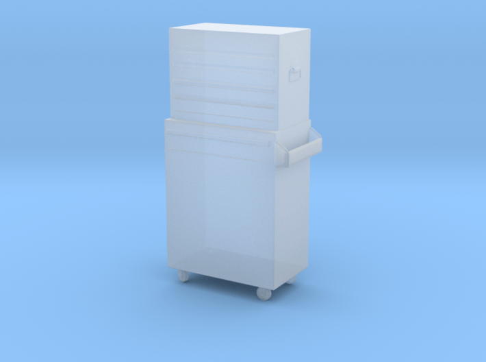 Toolbox, Tall Deck Accessory 3d printed