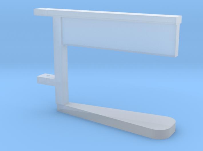 1/64 Small Square Baler Quarter-Turn Part #3 3d printed