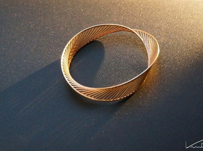 DNA Bracelet 3 3d printed