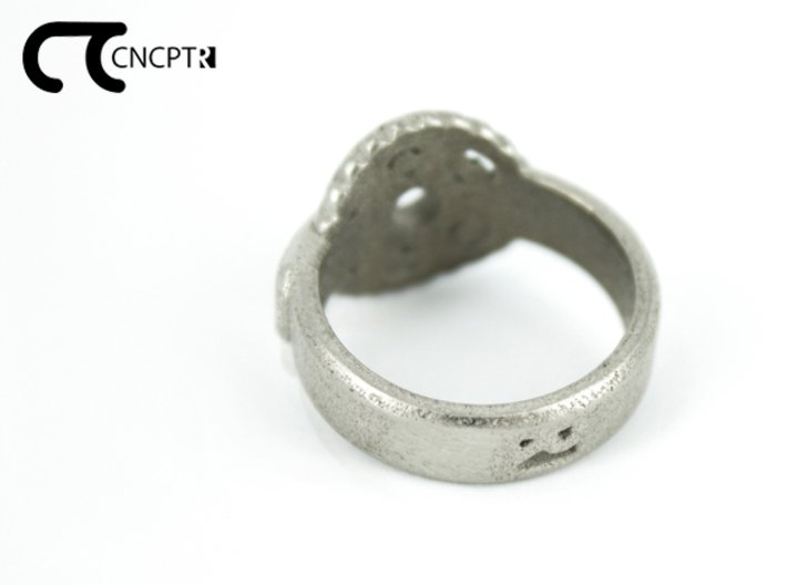 Concept R Crank Ring 3d printed