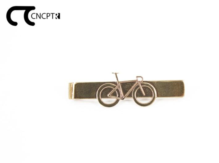 Concept R Racing Bike Tie Clip  3d printed