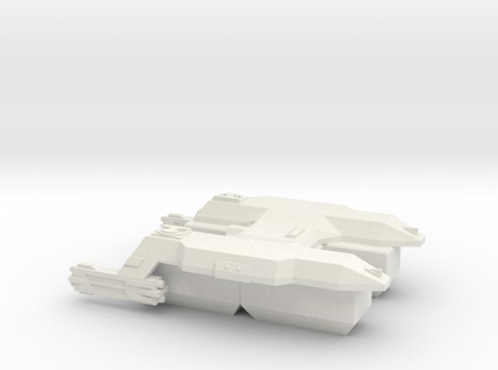 3125 Scale LDR Transport Tug CVN 3d printed