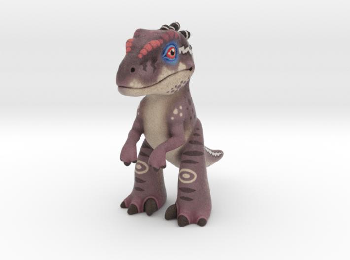 Velociraptor JP3 3d printed