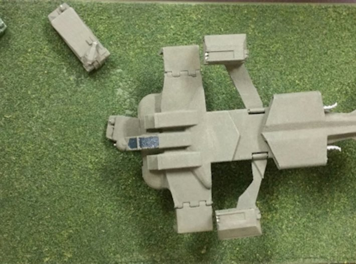 Marine M577 APC 1 to 285 3d printed