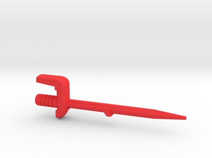 Dinobot Slash's Sword (PotP) 3d printed