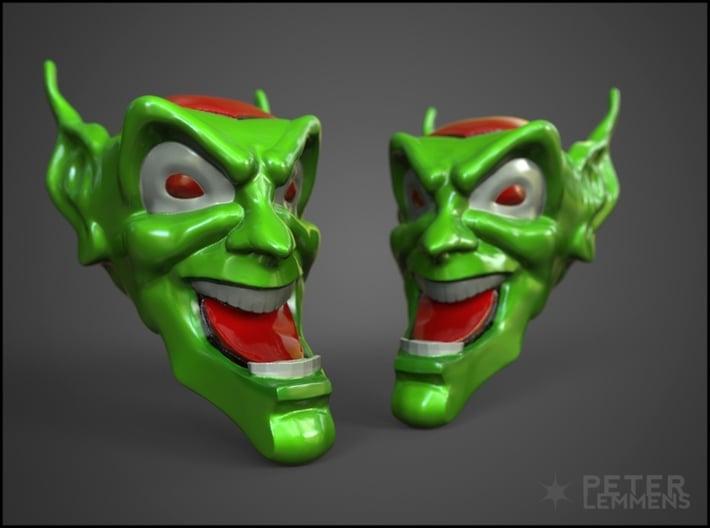 Goblin Mask Maximum Overdrive 3d printed