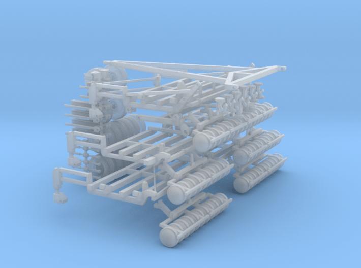 1/64 Airseeder kit 58foot Part 1 of 2 3d printed