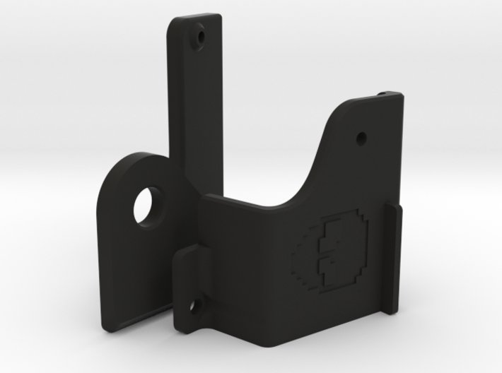Keyboard Mounts for C64C case (universal) 3d printed