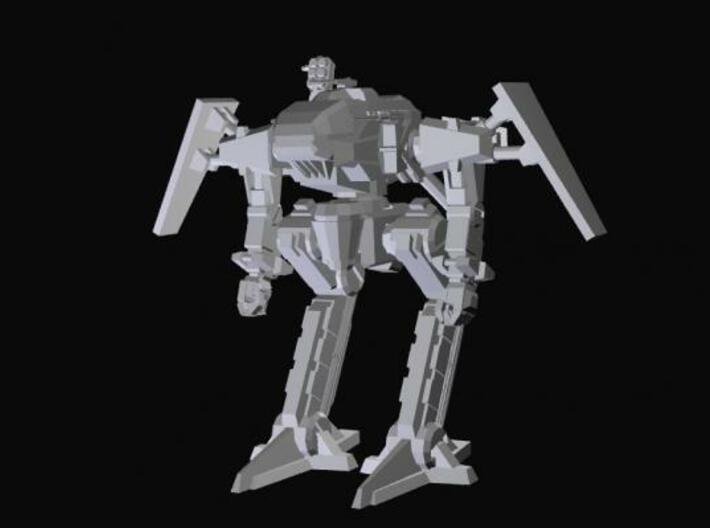 mecha,robot,future, futuristic, miniature, Sci-Fi, 3d printed Description