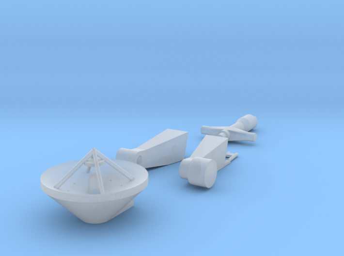 14-Rendezvous Antenna 3d printed