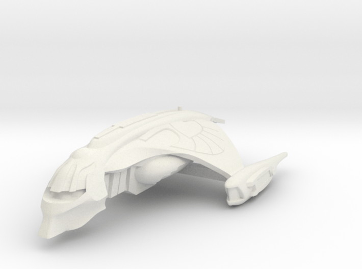 1/1000 Scale Nightfury 3d printed