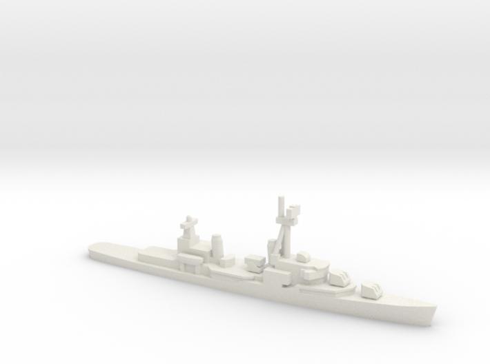 Gearing-class destroyer (FRAM 1A), 1/1800 3d printed