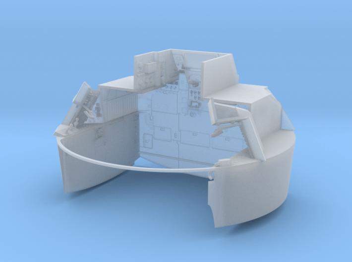CM side displays-closed version 3d printed