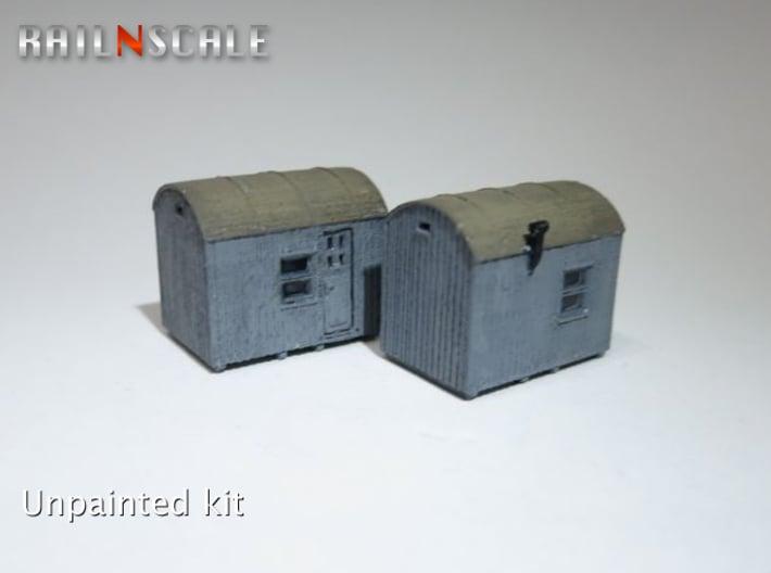 SET 2x Einheitskaue DRG (N 1:160) 3d printed