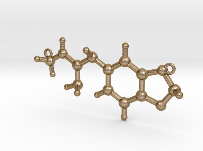 XTC / MDMA Pendant 3d printed