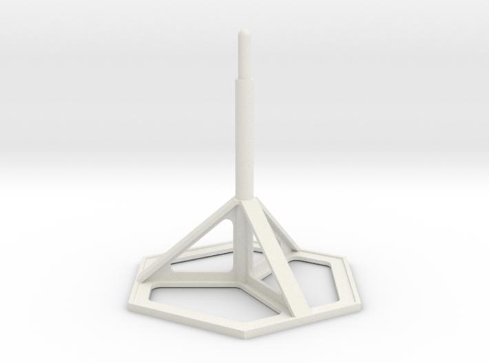 3.5cm Display Stand set of 6 3d printed 3.5 cm Display Stand