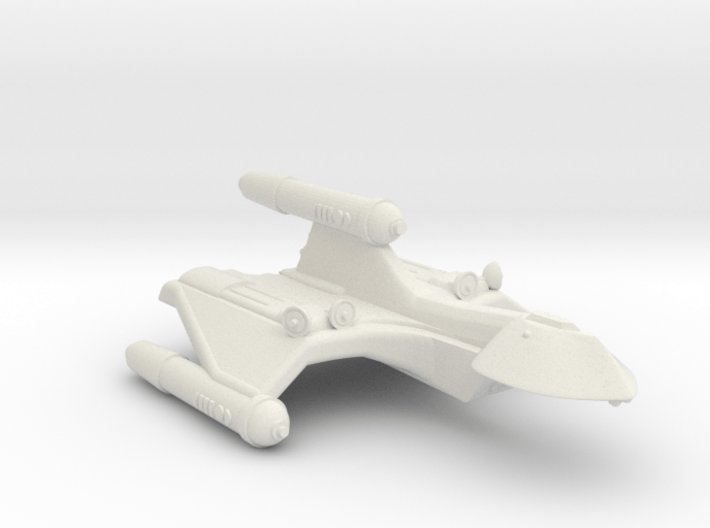 3125 Scale Romulan SparrowHawk-C+ Scout Cruiser MG 3d printed