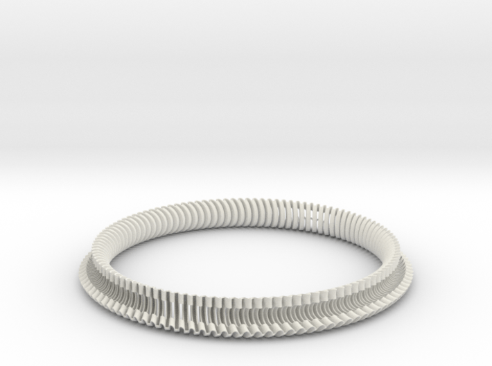 E 5.55 coin necklace 3d printed