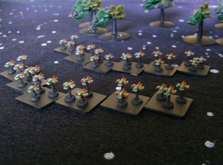BFG Fighta-Bomba Markers (x36) 3d printed