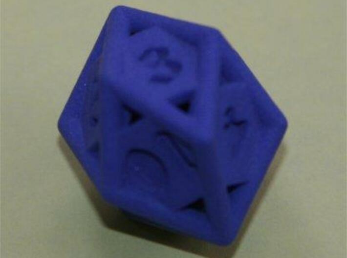 d10 gyro 3d printed