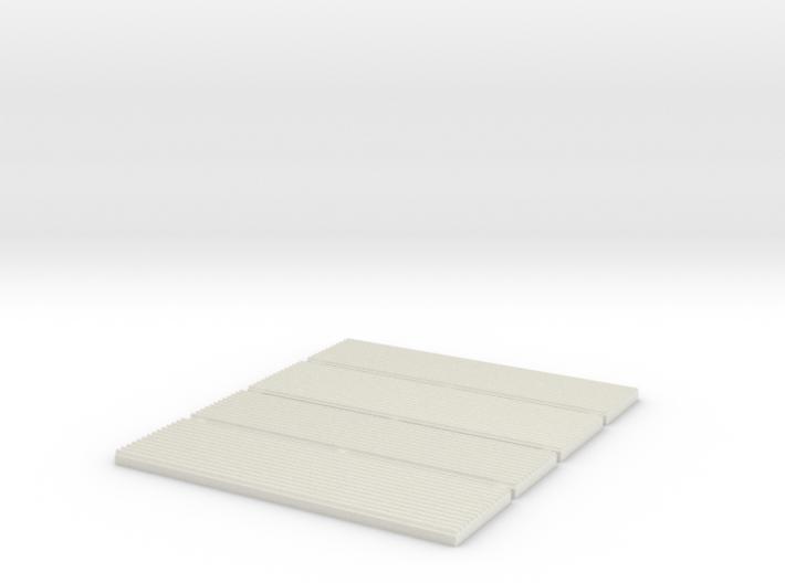 Corrugated Sheet Die - 1:48 - V3 3d printed